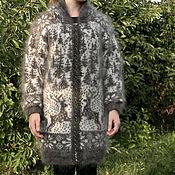 Одежда ручной работы. Ярмарка Мастеров - ручная работа Женская кофта с оленями 1. Handmade.