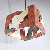 Для дома и интерьера handmade. Livemaster - original item Lamp Flaps. Handmade.