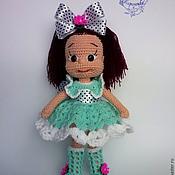 Куклы и игрушки ручной работы. Ярмарка Мастеров - ручная работа Кристинка!Авторская кукла. Handmade.