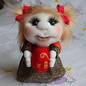 акция, кукла, пасхальный сувенир, домовенок, для дома и интерьера, подарок к празднику