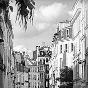 Картины и панно handmade. Livemaster - original item Photo pictures Black white Paris pictures for interiors