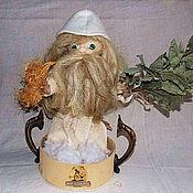 Фен-шуй и эзотерика handmade. Livemaster - original item The spirit of the Bath attendant doll charm. Handmade.