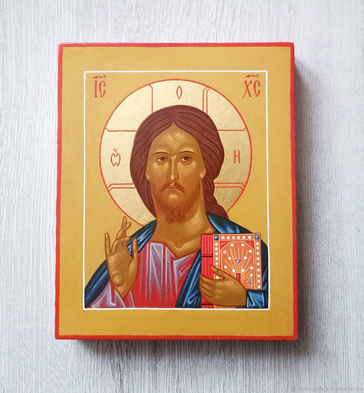 Икона Спасителя, Иконы, Санкт-Петербург,  Фото №1