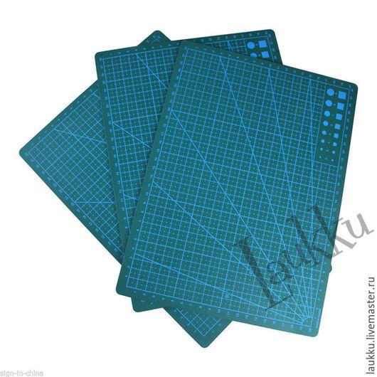 Другие виды рукоделия ручной работы. Ярмарка Мастеров - ручная работа. Купить Мат (коврик) для раскроя (резки) А3, А4, А5. Handmade.
