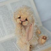 Куклы и игрушки ручной работы. Ярмарка Мастеров - ручная работа Бубочка. Зайка тедди. Handmade.