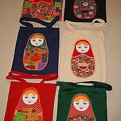 Сумки и аксессуары handmade. Livemaster - original item Bag knapsack,