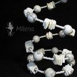 Милена -украшения: браслеты, серьги - Ярмарка Мастеров - ручная работа, handmade