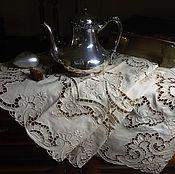 """Винтаж ручной работы. Ярмарка Мастеров - ручная работа Антикварная дорожка """"Ришелье"""". Handmade."""