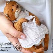 Куклы и игрушки ручной работы. Ярмарка Мастеров - ручная работа Лисичка Ашим. Handmade.