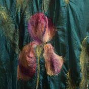 Аксессуары handmade. Livemaster - original item Stole Iris. Handmade.