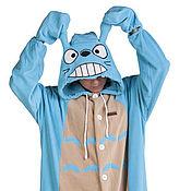 Субкультуры handmade. Livemaster - original item Costume kigurumi Totoro TOTORO KIGU. Handmade.