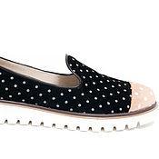 Обувь ручной работы. Ярмарка Мастеров - ручная работа Лоферы Olivia. Handmade.