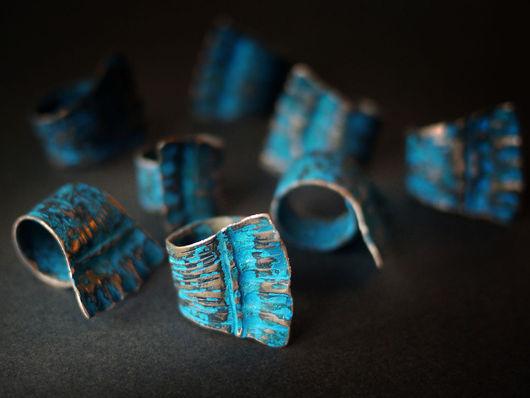 """Кольца ручной работы. Ярмарка Мастеров - ручная работа. Купить Медное кольцо из коллекции """"Драконы"""", медь, украшение. Handmade. украшение"""