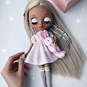 Кастом ручной работы. Ярмарка Мастеров - ручная работа Кукла Блайз «Принцесса по имени Ева» ( кастом ). Handmade.