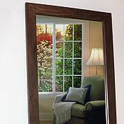 Для дома и интерьера ручной работы. Ярмарка Мастеров - ручная работа Настенное зеркало. Handmade.