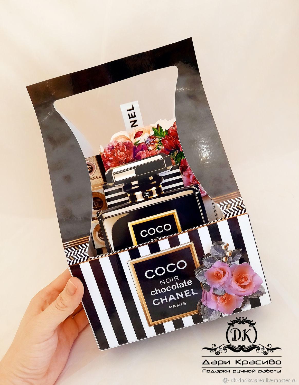 Copy Of Gift Set Chanel Cosmetics As A Gift Zakazat Na Yarmarke Masterov Lpnx0com Podarochnye Boksy Dmitrov