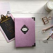 Канцелярские товары handmade. Livemaster - original item Personalized Notepad. Handmade.