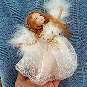 Куклы и игрушки ручной работы. Ярмарка Мастеров - ручная работа Ангел Романтика. Handmade.