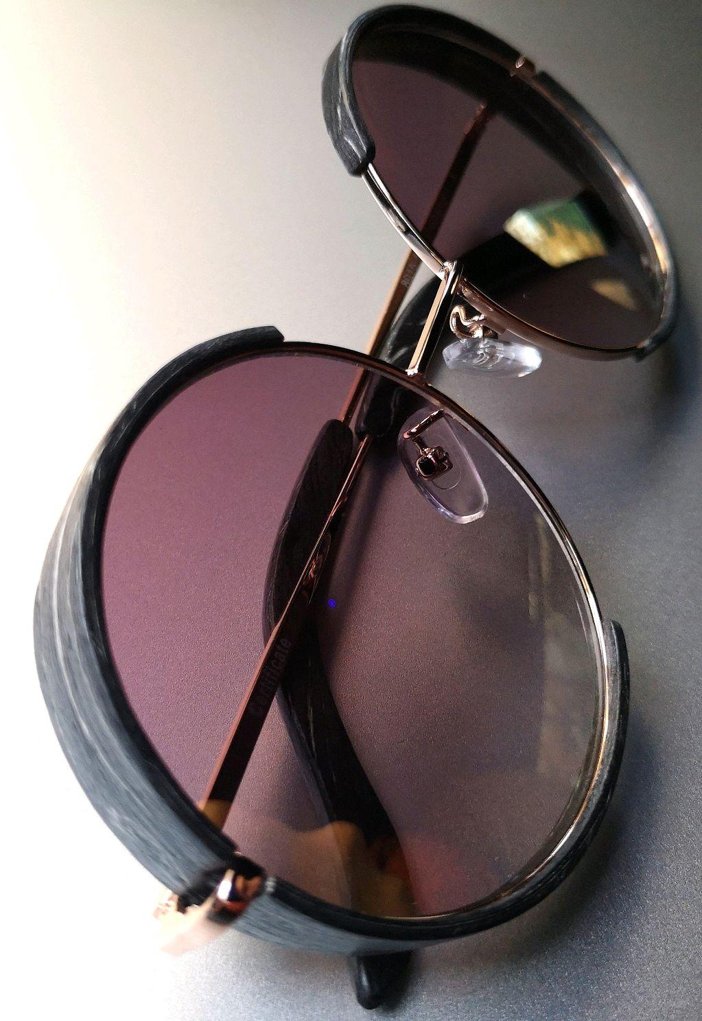 Очки ручной работы. Ярмарка Мастеров - ручная работа. Купить Солнцезащитные очки №207. Handmade. Деревянные очки, стимпанк очки