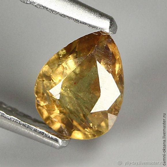 Sapphire 0,64 carats, Cabochons, Pyatigorsk,  Фото №1