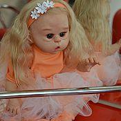 Куклы и игрушки ручной работы. Ярмарка Мастеров - ручная работа Лимитированный молд Мини Офелия, кукла  реборн.. Handmade.