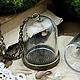 Для украшений ручной работы. Ярмарка Мастеров - ручная работа. Купить Основа для подвески Купол (купол+дно) 1шт.. Handmade.