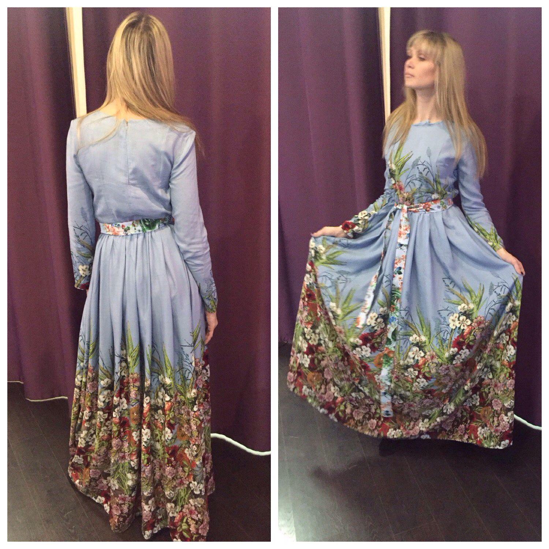 Заказать ткань для платьев