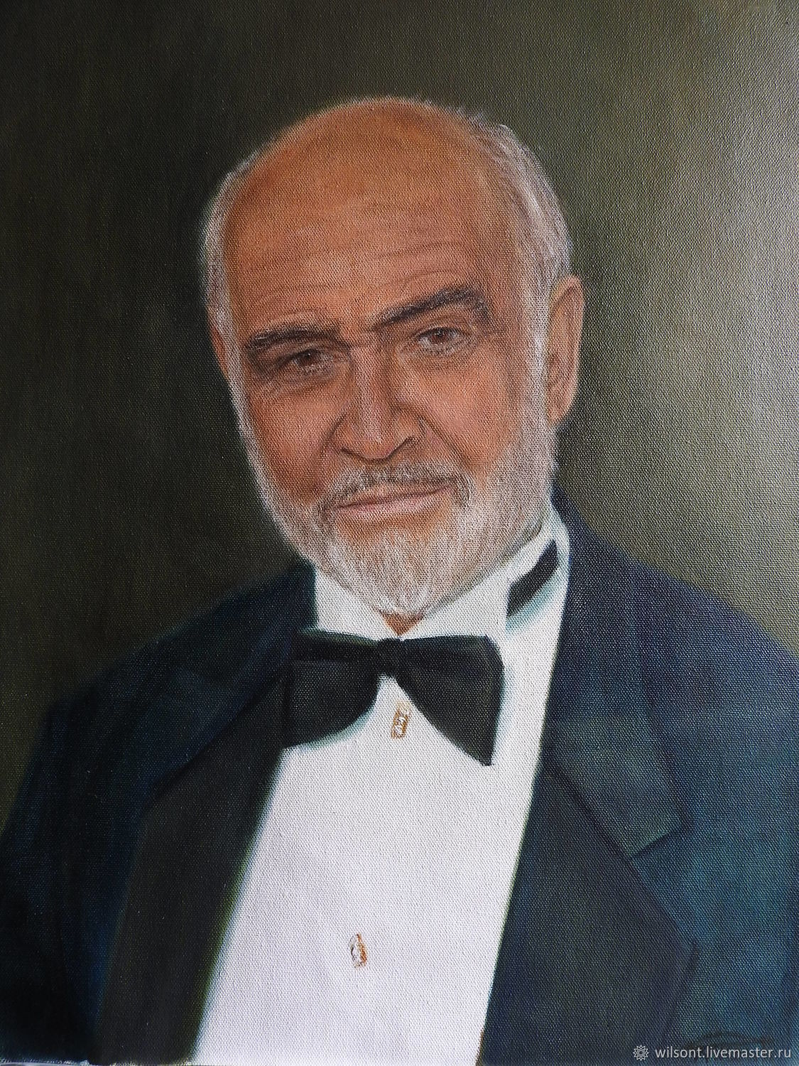 Portrait Of Sean Connery, Pictures, Coventry,  Фото №1