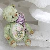Куклы и игрушки ручной работы. Ярмарка Мастеров - ручная работа Хранитель мечты мишка тедди. Handmade.