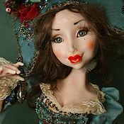 Куклы и игрушки ручной работы. Ярмарка Мастеров - ручная работа Коломбина Филатэль. Handmade.