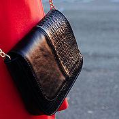 Сумки и аксессуары ручной работы. Ярмарка Мастеров - ручная работа Женская сумка Shakira. Handmade.