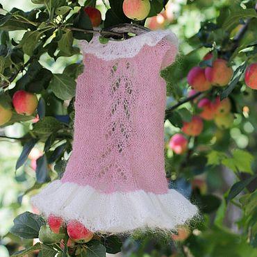 Товары для малышей ручной работы. Ярмарка Мастеров - ручная работа Боди.Боди -платье для фотосессии новорожденных. Handmade.
