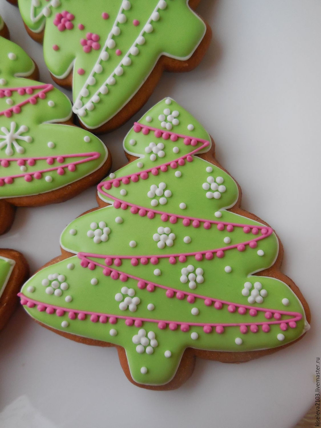 Gingerbread Christmas Tree Culinary Souvenir Shop Online On Livemaster With Shipping 34fv7com Dubna