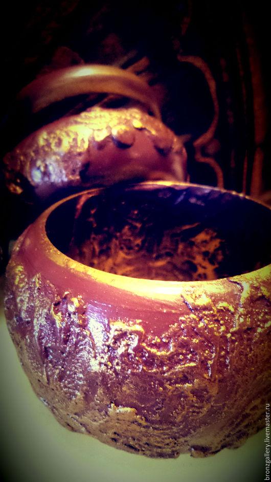 """Браслеты ручной работы. Ярмарка Мастеров - ручная работа. Купить Комплект браслетов """"Бордо""""Марсала Бургундия Браслет дерево Рельефный Б. Handmade."""