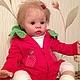 Куклы-младенцы и reborn ручной работы. Ярмарка Мастеров - ручная работа. Купить Кукла реборн Шанелька. Handmade. Бежевый