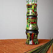 Для дома и интерьера ручной работы. Ярмарка Мастеров - ручная работа Ваза авангардная N 2. Handmade.