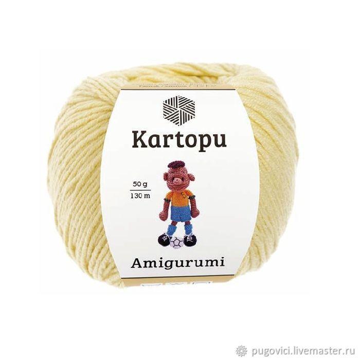 KARTOPU Аmigurumi - Интернет-магазин пряжи для вязания