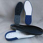 Материалы для творчества handmade. Livemaster - original item Zodiac Shoe sole. Handmade.
