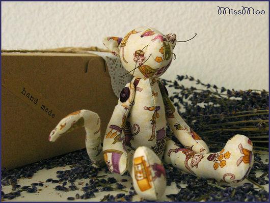 Котик Лаванда продается в авторской упаковке