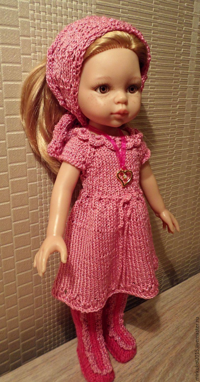 Вязание для кукол на продажу