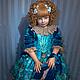 Портретные куклы ручной работы. Маленькая принцесса. Lu Ann. Ярмарка Мастеров. Кукла, кукла ручной работы, кружево