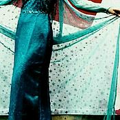 Одежда ручной работы. Ярмарка Мастеров - ручная работа Эльза Холодное сердуе аниматорский костюм распродажа. Handmade.