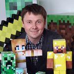 Игрушки Майнкрафт Своими руками - Ярмарка Мастеров - ручная работа, handmade