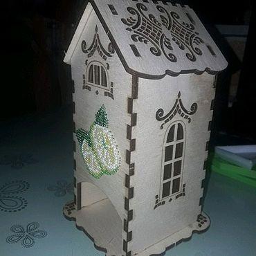 Для дома и интерьера ручной работы. Ярмарка Мастеров - ручная работа Чайный домик.. Handmade.