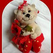 """Куклы и игрушки ручной работы. Ярмарка Мастеров - ручная работа """"Благодарю!"""". Handmade."""