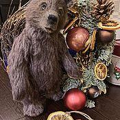 Куклы и игрушки handmade. Livemaster - original item Teddy Bear Mikhailo Potapovich. Handmade.