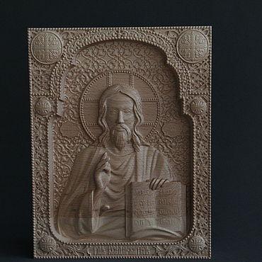 Картины и панно ручной работы. Ярмарка Мастеров - ручная работа Икона большая в ассортименте. Handmade.