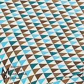 Материалы для творчества ручной работы. Ярмарка Мастеров - ручная работа Ткань хлопок (73765). Handmade.