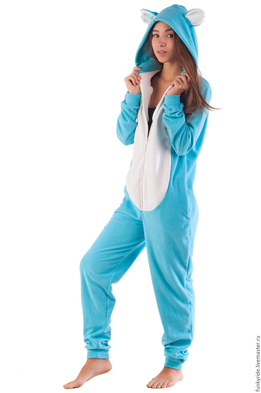 Home jumpsuit Snow Bear SNOW BEAR HOME FUNKY SUIT, Jumpsuits & Rompers, Magnitogorsk,  Фото №1