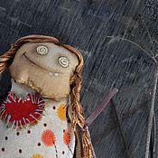 Куклы и игрушки ручной работы. Ярмарка Мастеров - ручная работа Чердачная кукла- примитив Зомби.. Handmade.